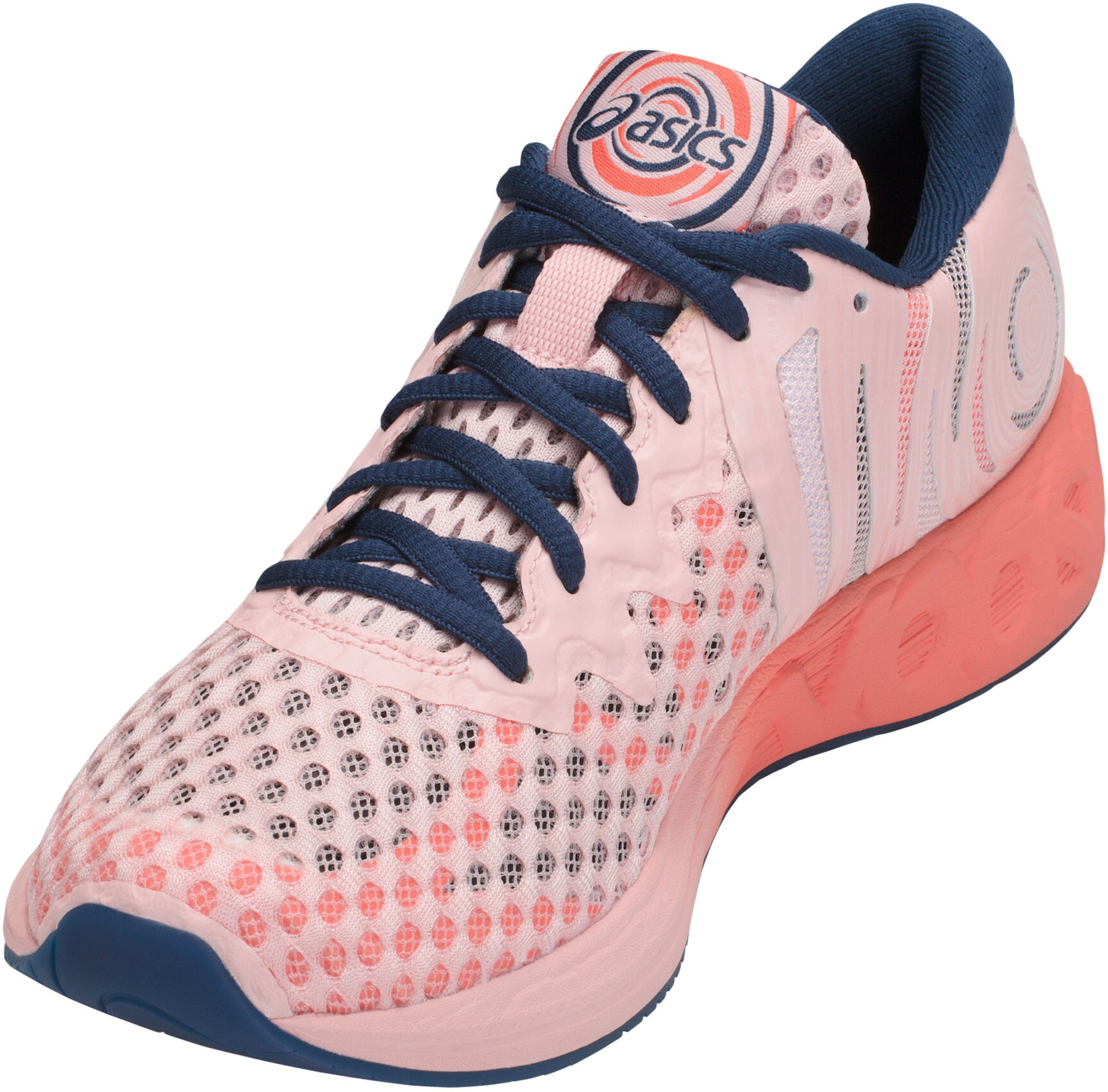 f80ef8512ef asics Noosa FF 2 Shoes Women seashell pink/dark blue/begonia
